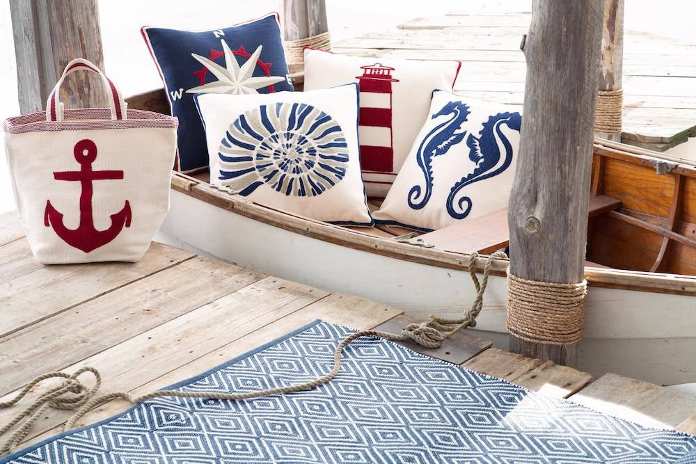 kissen f r drinnen und drau en. Black Bedroom Furniture Sets. Home Design Ideas