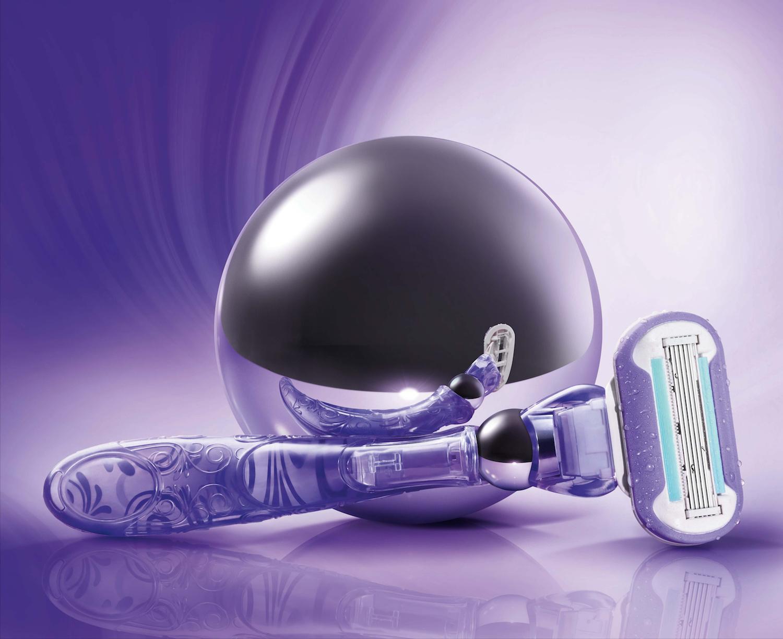 Der neue Gillette Venus Swirl - Für makellose Schönheit